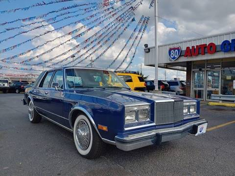 1984 Chrysler Fifth Avenue for sale in Hazel Crest, IL