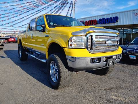 2006 Ford F-250 Super Duty for sale at I-80 Auto Sales in Hazel Crest IL