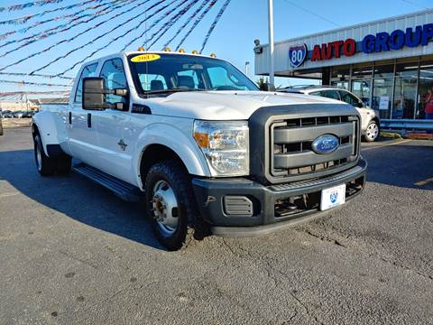2013 Ford F-350 Super Duty for sale at I-80 Auto Sales in Hazel Crest IL