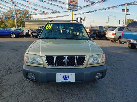 2001 Subaru Forester for sale in Hazel Crest, IL