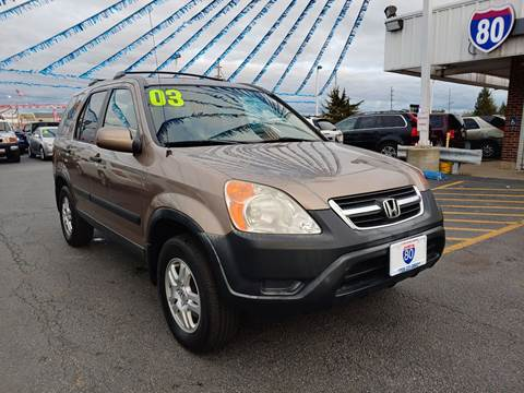 2003 Honda CR-V for sale in Hazel Crest, IL