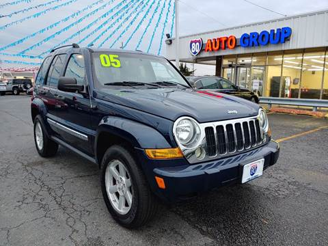2005 Jeep Liberty for sale in Hazel Crest, IL