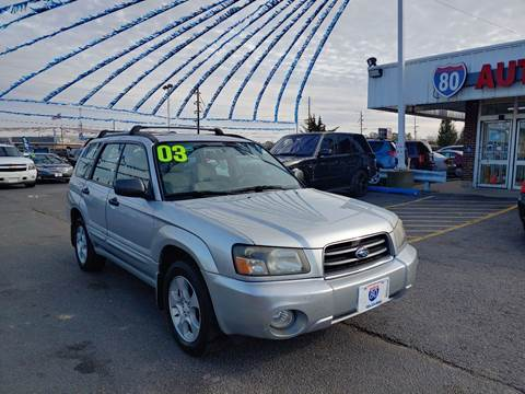 2003 Subaru Forester for sale in Hazel Crest, IL