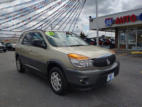 2003 Buick Rendezvous for sale in Hazel Crest, IL