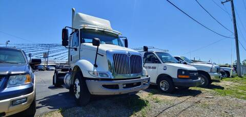 2012 International TranStar 8600 for sale at I-80 Auto Sales in Hazel Crest IL