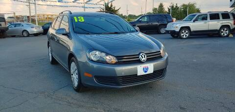 2013 Volkswagen Jetta for sale at I-80 Auto Sales in Hazel Crest IL