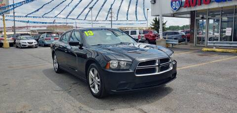 2013 Dodge Charger for sale at I-80 Auto Sales in Hazel Crest IL