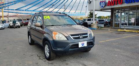 2004 Honda CR-V for sale at I-80 Auto Sales in Hazel Crest IL