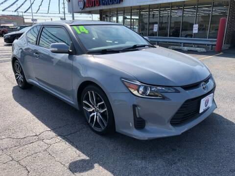 2014 Scion tC for sale at I-80 Auto Sales in Hazel Crest IL