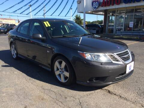 2011 Saab 9-3 for sale at I-80 Auto Sales in Hazel Crest IL