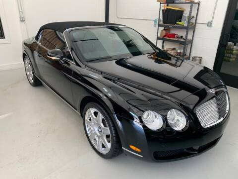 2008 Bentley Continental for sale at I-80 Auto Sales in Hazel Crest IL