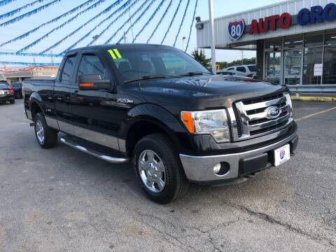 2011 Ford F-150 for sale at I-80 Auto Sales in Hazel Crest IL