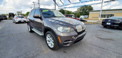 2011 BMW X5 for sale at I-80 Auto Sales in Hazel Crest IL