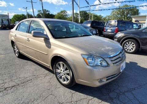 2006 Toyota Avalon for sale at I-80 Auto Sales in Hazel Crest IL
