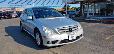 2008 Mercedes-Benz R-Class for sale at I-80 Auto Sales in Hazel Crest IL