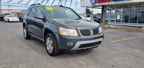 2009 Pontiac Torrent for sale at I-80 Auto Sales in Hazel Crest IL