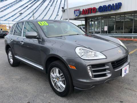 2009 Porsche Cayenne for sale at I-80 Auto Sales in Hazel Crest IL