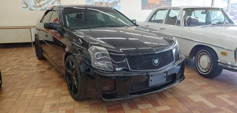 2005 Cadillac CTS-V for sale at I-80 Auto Sales in Hazel Crest IL
