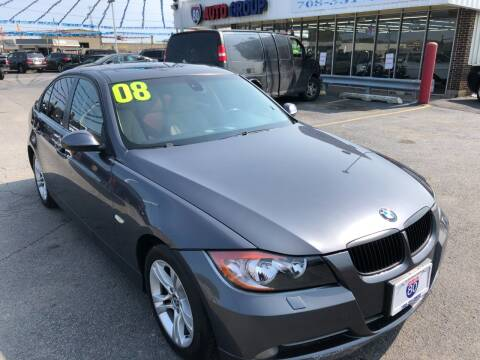 2008 BMW 3 Series for sale at I-80 Auto Sales in Hazel Crest IL