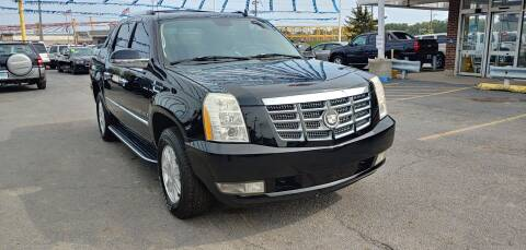 2007 Cadillac Escalade EXT for sale at I-80 Auto Sales in Hazel Crest IL