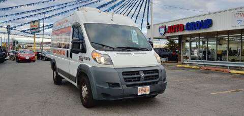 2014 RAM ProMaster Cargo for sale at I-80 Auto Sales in Hazel Crest IL
