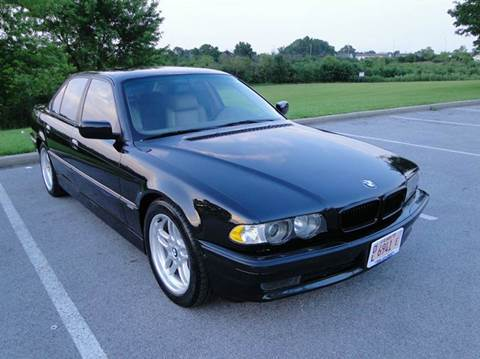 1999 BMW 7 Series for sale at I-80 Auto Sales in Hazel Crest IL