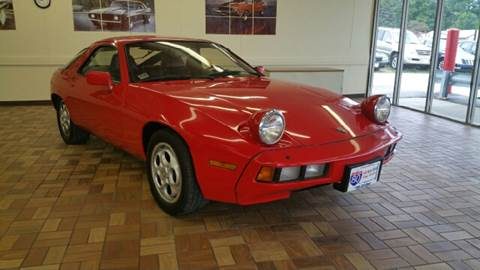 1982 Porsche 928 for sale at I-80 Auto Sales in Hazel Crest IL