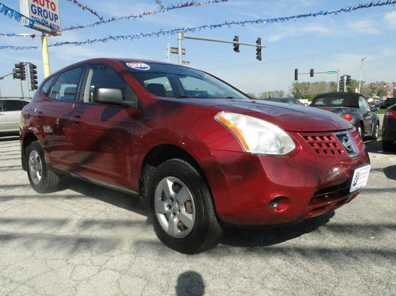2009 Nissan Rogue for sale at I-80 Auto Sales in Hazel Crest IL