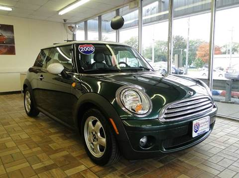 2008 MINI Cooper for sale at I-80 Auto Sales in Hazel Crest IL