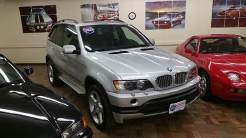 2002 BMW X5 for sale at I-80 Auto Sales in Hazel Crest IL