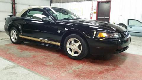 2004 Ford Mustang for sale at I-80 Auto Sales in Hazel Crest IL