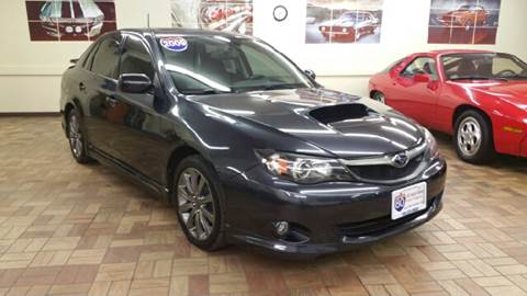 2009 Subaru Impreza for sale at I-80 Auto Sales in Hazel Crest IL