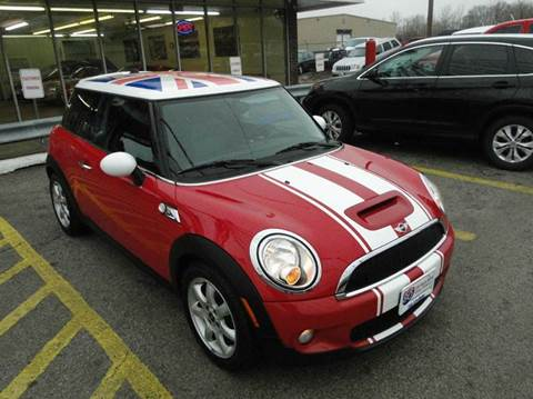 2010 MINI Cooper for sale at I-80 Auto Sales in Hazel Crest IL
