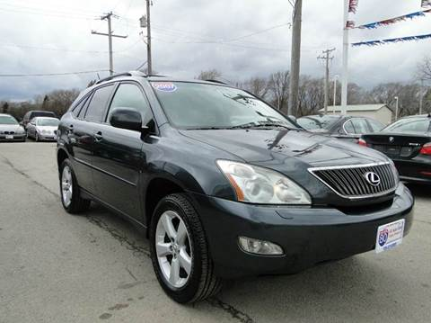 2007 Lexus RX 350 for sale at I-80 Auto Sales in Hazel Crest IL