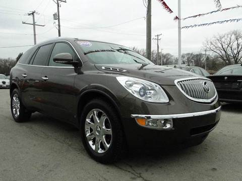 2009 Buick Enclave for sale at I-80 Auto Sales in Hazel Crest IL