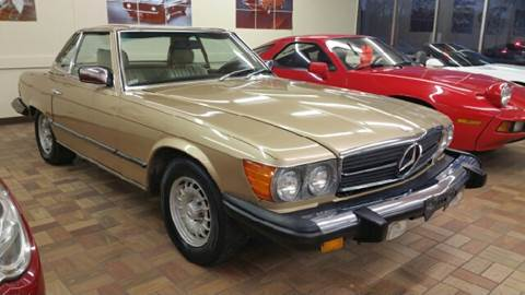 1983 Mercedes-Benz 380-Class for sale at I-80 Auto Sales in Hazel Crest IL