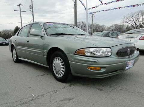 2005 Buick LeSabre for sale at I-80 Auto Sales in Hazel Crest IL