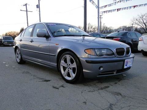 2004 BMW 3 Series for sale at I-80 Auto Sales in Hazel Crest IL