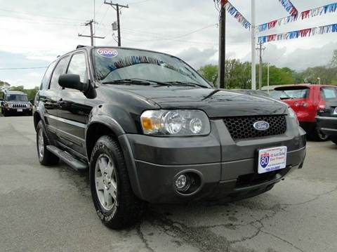 2005 Ford Escape for sale at I-80 Auto Sales in Hazel Crest IL