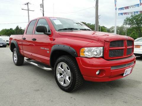 2005 Dodge Ram Pickup 1500 for sale at I-80 Auto Sales in Hazel Crest IL