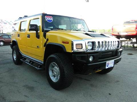 2004 HUMMER H2 for sale at I-80 Auto Sales in Hazel Crest IL