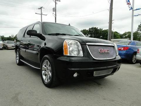 2008 GMC Yukon XL for sale at I-80 Auto Sales in Hazel Crest IL