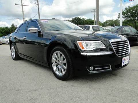 2012 Chrysler 300 for sale at I-80 Auto Sales in Hazel Crest IL
