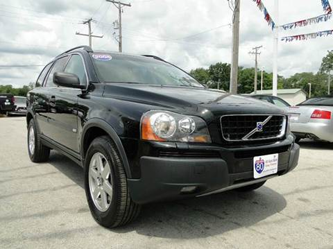 2005 Volvo XC90 for sale at I-80 Auto Sales in Hazel Crest IL