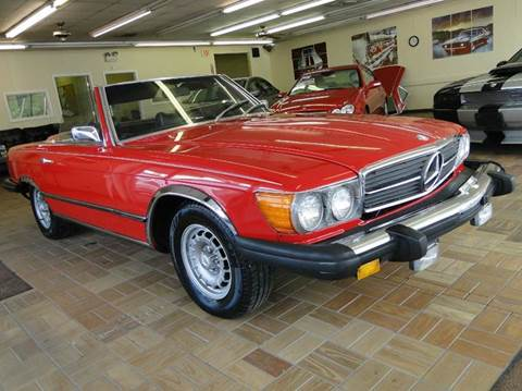 1975 Mercedes-Benz 450-Class for sale at I-80 Auto Sales in Hazel Crest IL