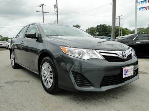 2014 Toyota Camry for sale in Hazel Crest, IL