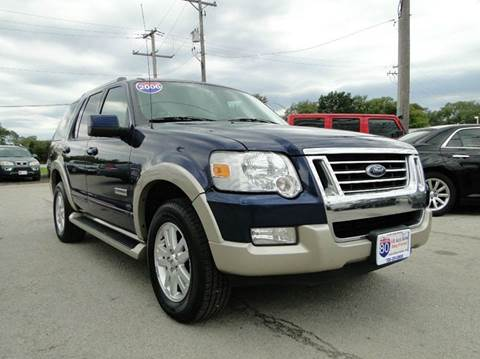 2006 Ford Explorer for sale at I-80 Auto Sales in Hazel Crest IL