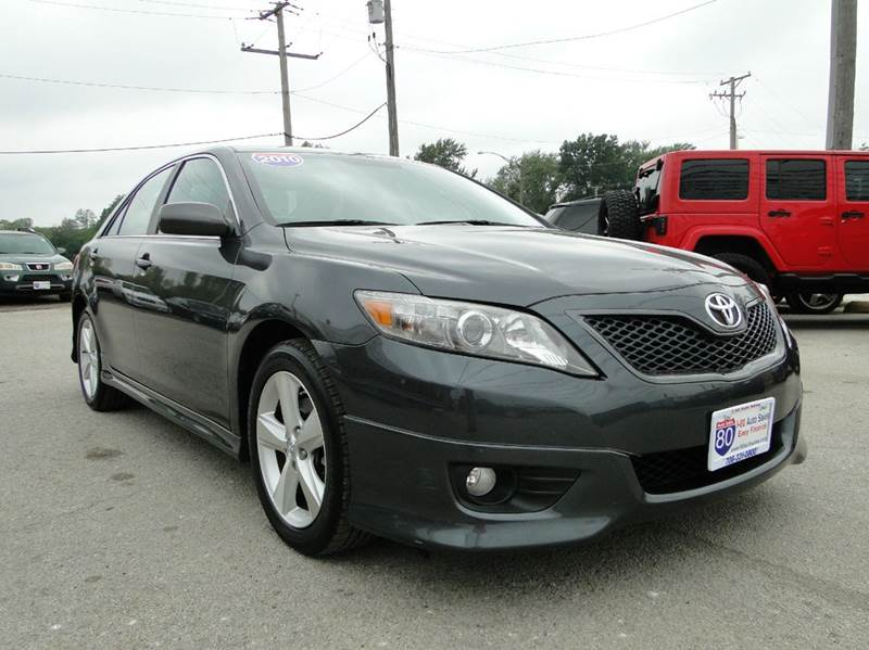 2010 Toyota Camry for sale at I-80 Auto Sales in Hazel Crest IL