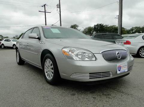 2007 Buick Lucerne for sale at I-80 Auto Sales in Hazel Crest IL