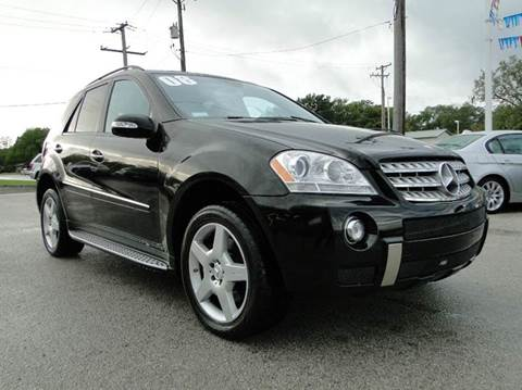 2008 Mercedes-Benz M-Class for sale at I-80 Auto Sales in Hazel Crest IL